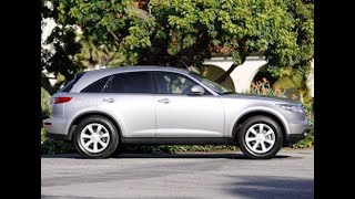 2006 Infiniti FX35 Review with higher miles- In 3 minutes you
