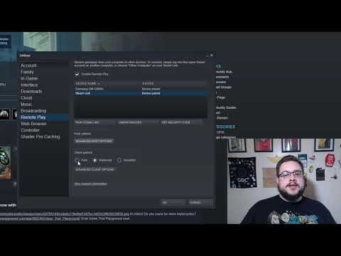 How To Set Up Steam Remote Play / Steam Link