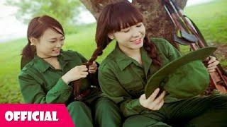 Cô Gái Sài Gòn Đi Tải Đạn - Nhạc Cách Mạng Karaoke [Lyrics MV HD]