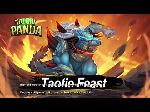 Taichi Panda New Warpatch And Adventure With DracaryS