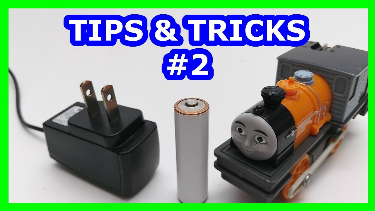 Tips and Tricks #2 Trackmaster Tomy Tomica Plarail Thomas & friends Thomas y sus amigos 托馬斯和朋友