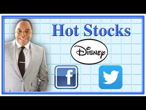 Investing In Disney, Twitter & Facebook Stock