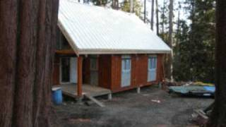 How To Build A Timberframe Cabin
