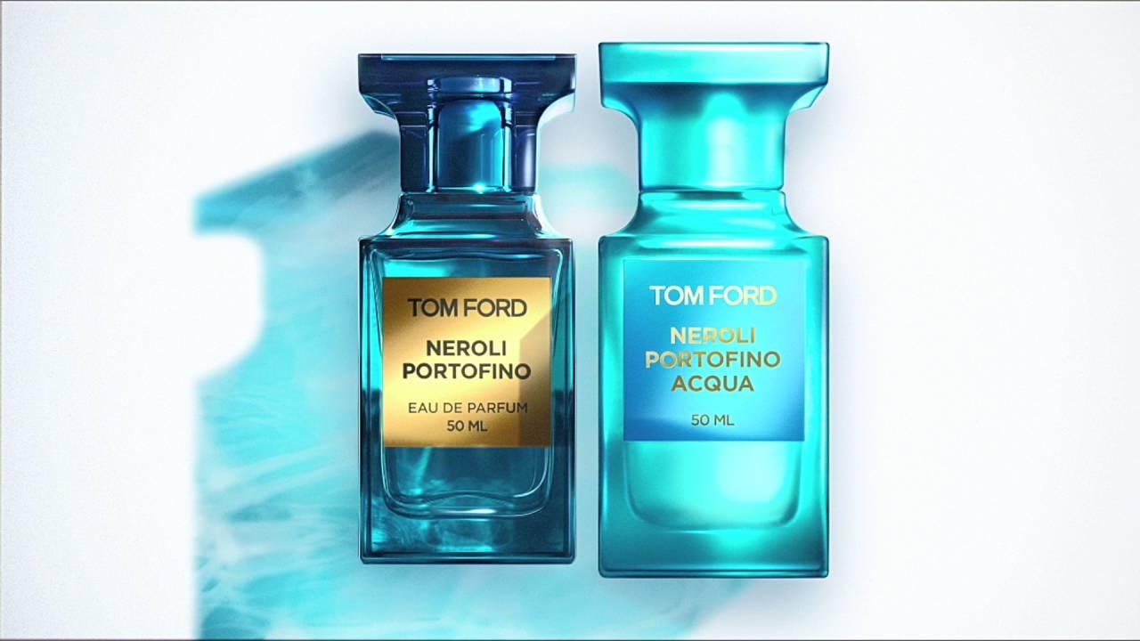 Tom Ford Neroli Portofino Acqua Youtube