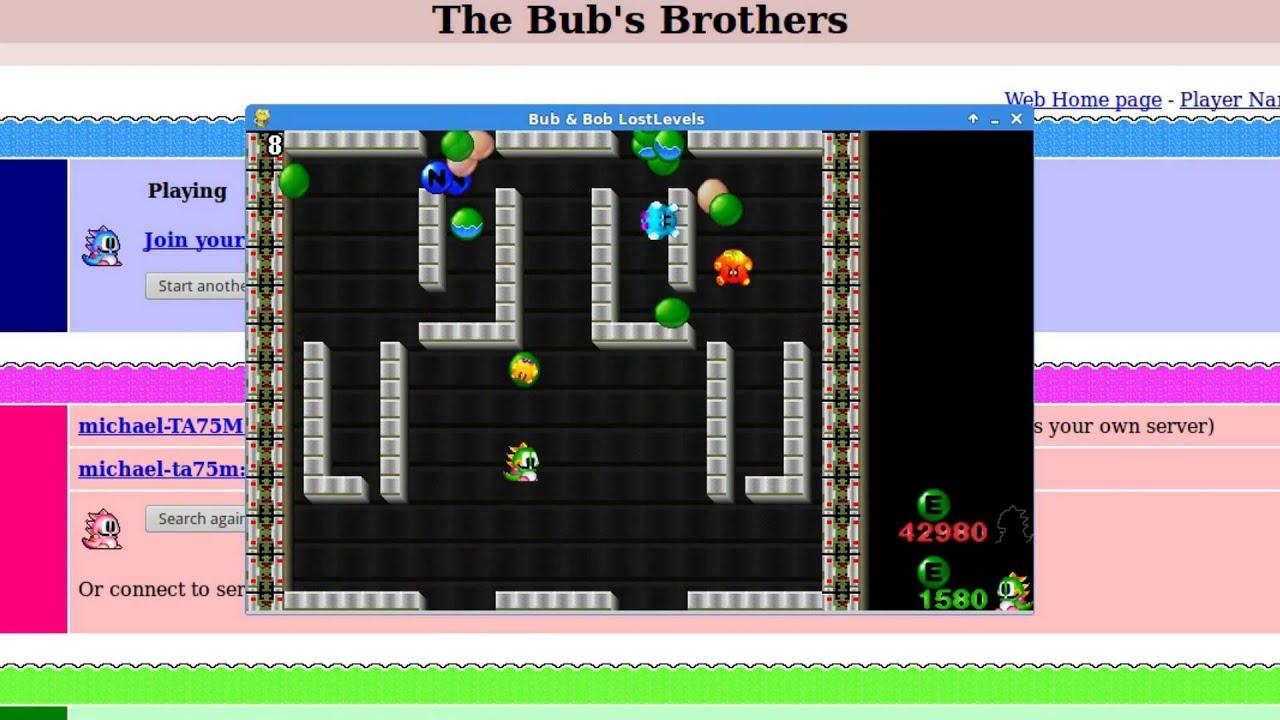 Kurz Angespielt The Bubs Brothers 1 Advent 2015 Bub Bob Clone Bubble Bobble