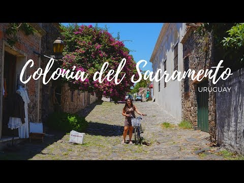 URUGUAY: DAY TRIP TO COLONIA DEL SACRAMENTO