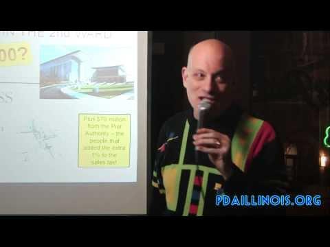 PDA-IL: Tom Tresser, Civic Lab and TIFs