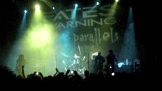 Fates Warning - We Only Say Goodbye Live @ Athens 27/03/2010