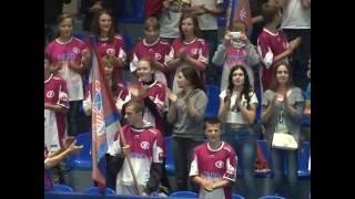Суперкубок Украины-2016 по гандболу Мотор -ZTR