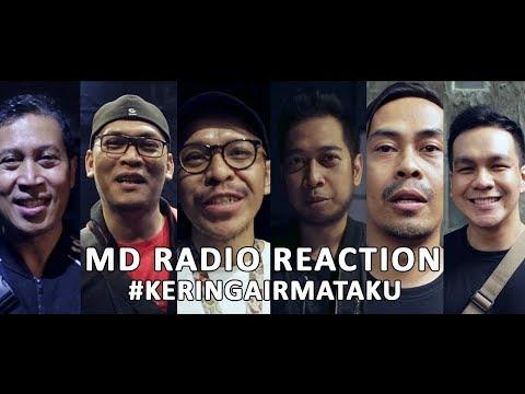 GEISHA - Kering Air Mataku | MD Radio Reaction (Part 1)