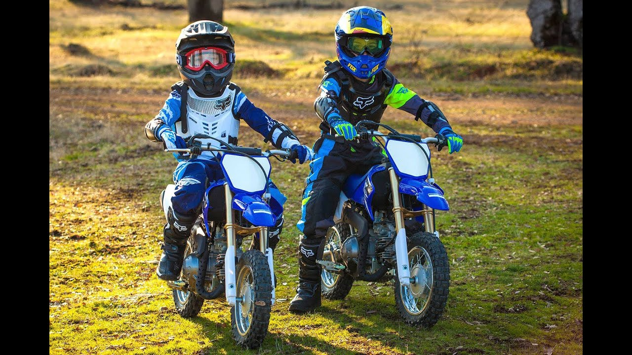 Yamaha motorcycles for kids