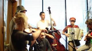 The harp the accordion and the ugly on Galway Bay FM (December2014)