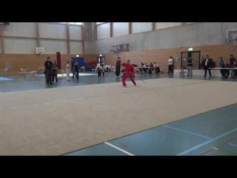 3rd Wushu Swiss Open 2017 - Traditional Taolu