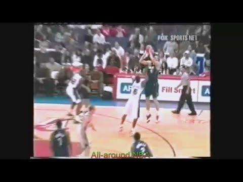 NBA Duels: Dirk Nowitzki Vs. Elton Brand, 2001-02.