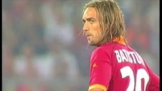 Batistuta e Totti ( i migliori momenti )