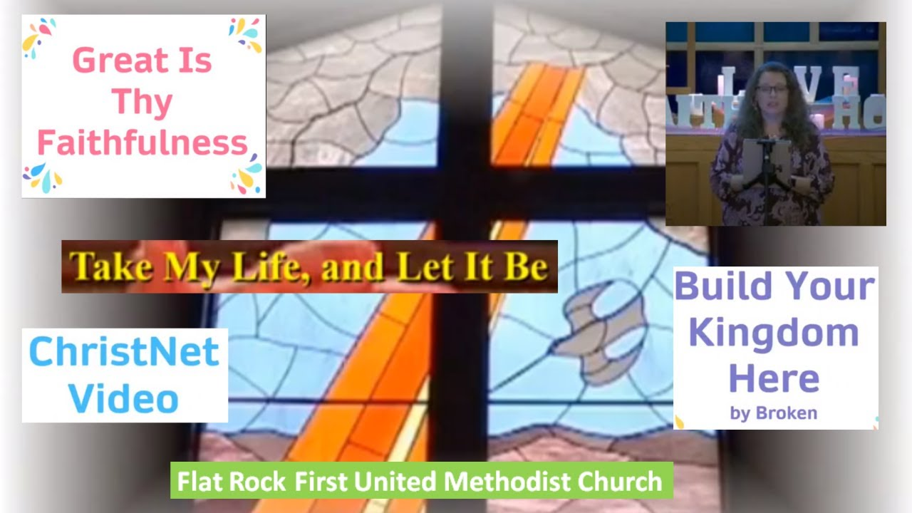 Flat Rock United Methodist Church - November 15th 2020