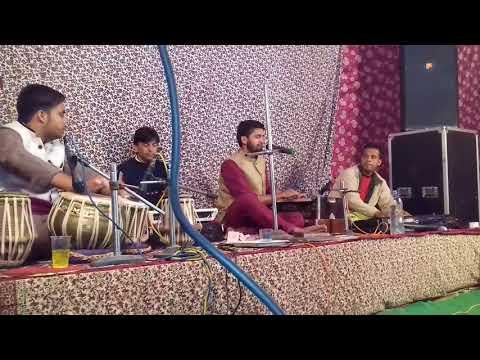 Weeding of superb kashmiri singer Abid Bashir bhadharwah