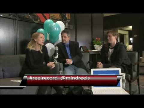 Michelle Nolden  The Mind Reels' Guinness World Record Attempt 2014
