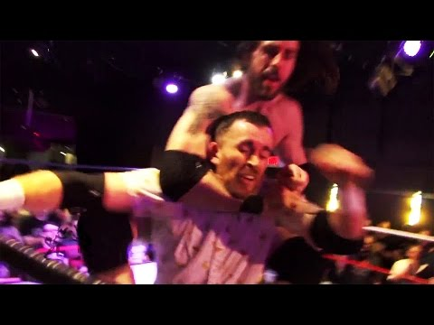 """[Free Match] Dan Barry vs. Chuck O'Neil - Beyond Wrestling """"Battle Of Who Could Care Less"""""""