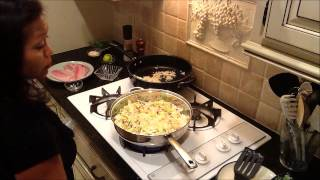 Episode 2 - Easy Tilapia With Sauteed Cabbage