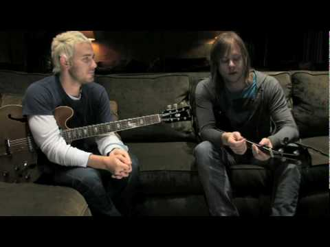 How To Play Halfway Gone With Jason Wade & Bryce Soderberg (Lifehouse)