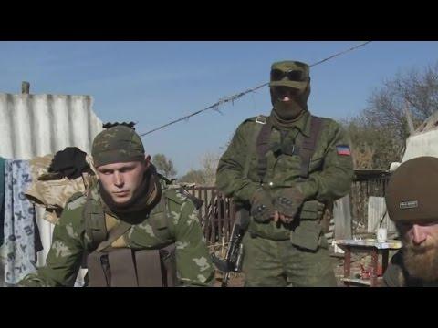 Ополченцы: Мы хотим идти на Киев зачем нам перемирие. Ополчение Новороссии.