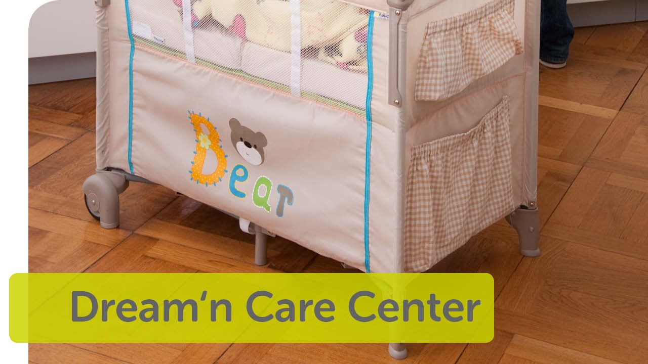 Hauck dreamn care center youtube