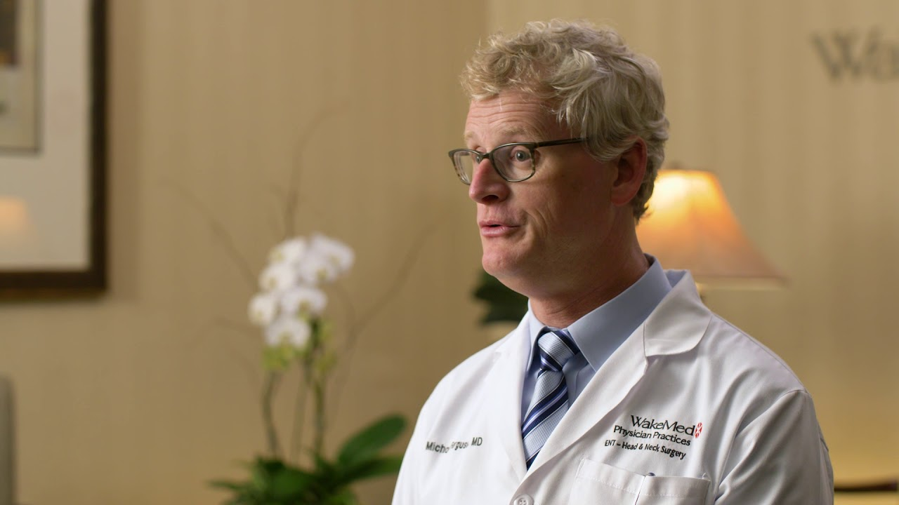 Dr  Michael Ferguson   WakeMed Physician Practices - ENT