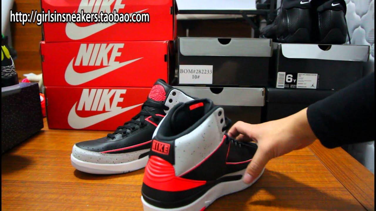 6a92b54ca786 ... canada 2014 new shoes air jordan 2 ir cement grey 385475 023 0ad90 8ed33