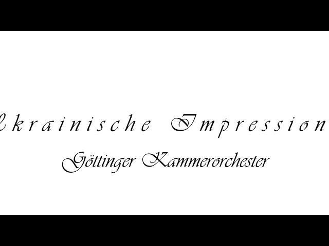 Sinfonia Estravaganza // Oleksandr Kozarenko