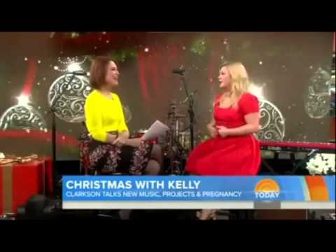 Kelly Clarkson Interview - Today Show