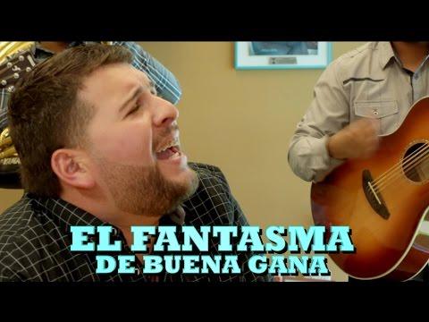 EL FANTASMA - DE BUENA GANA (Versión Pepe's Office)