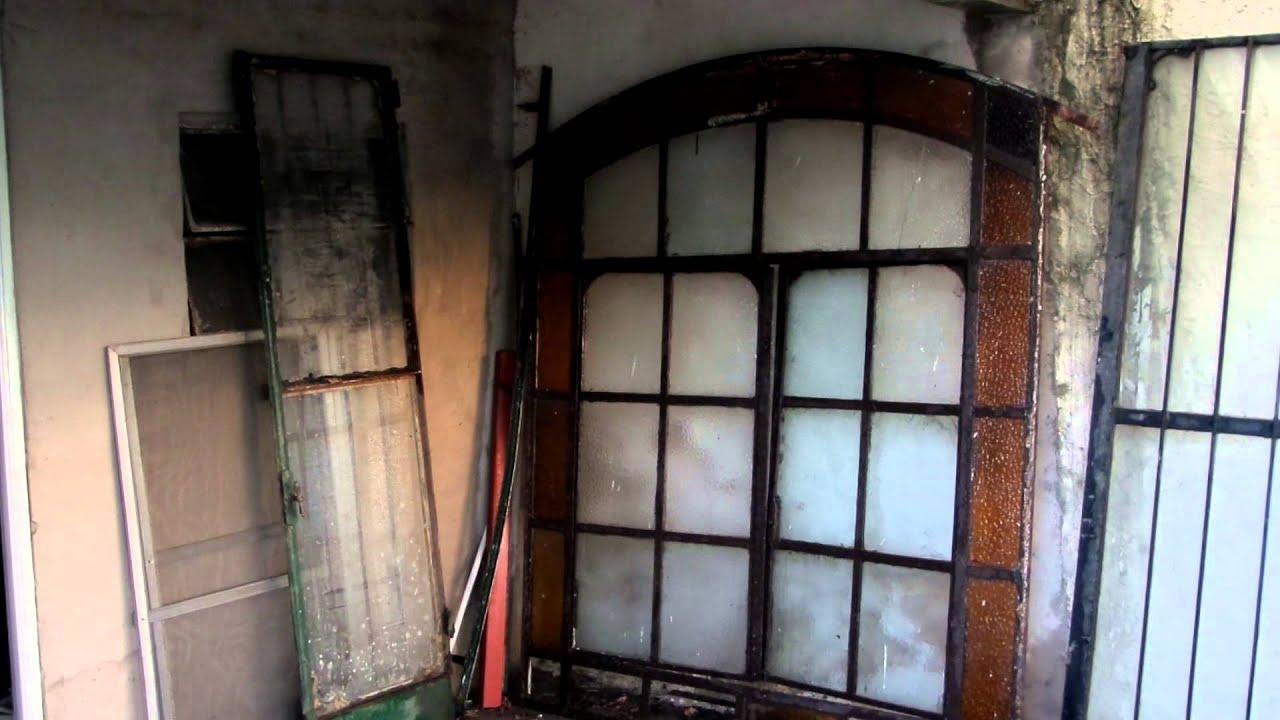 ventana de medio punto aberturas de hierro antiguas youtube