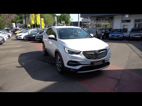 Opel Grandland X 2019 complete Walkaround Test Review Walkaround