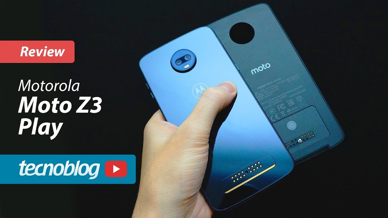 Moto Z3 Play - Review Tecnoblog