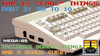 Part 2: Ten cool things you will do with a MEGA65 | And a surprise bonus with guest! screenshot 5