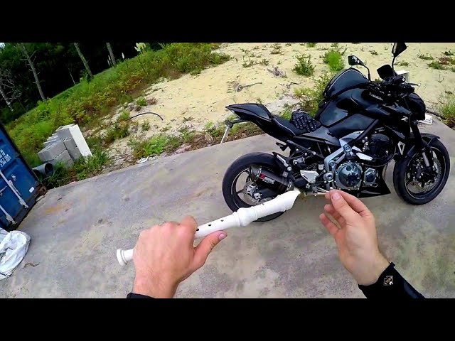 Comment jouer de la flûte avec une moto 🎶🎵🎼 #DÉFI