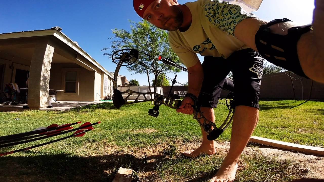 backyard archery mission ballistic 2 0 youtube