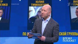 Выборы президента Украины. Время покажет. Выпуск от 29.03.2019