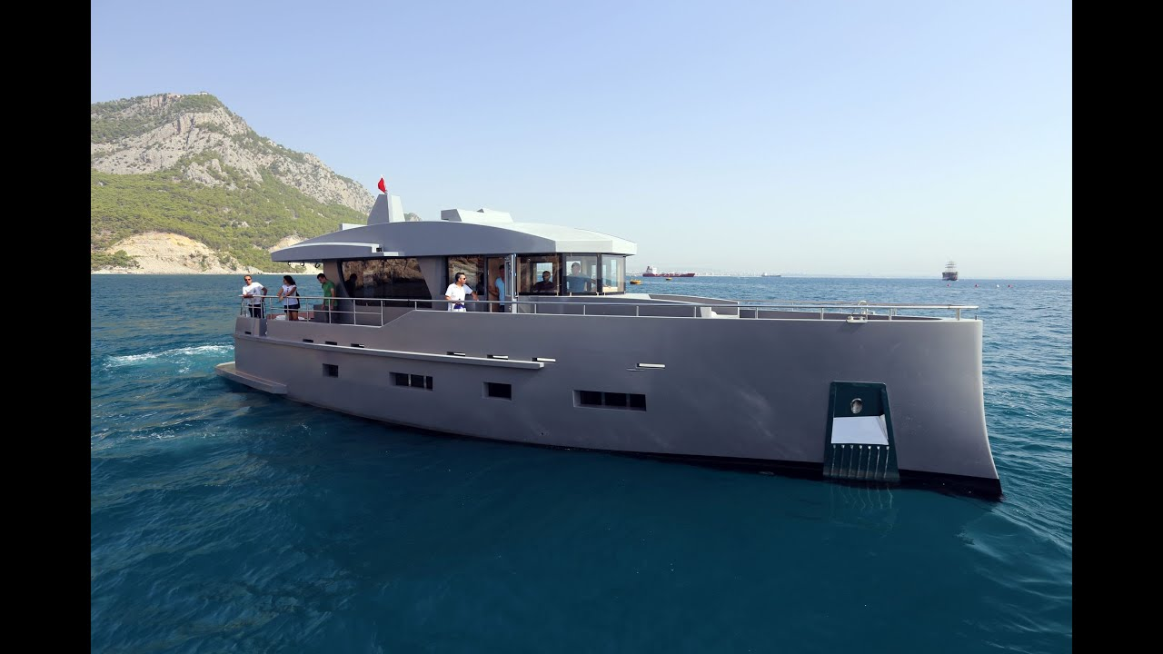 Bering 70 Steel Luxury Coastal Cruiser Yacht
