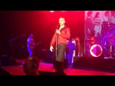 MORRISSEY - SCANDINAVIA , Live in Belgrade