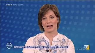 Lara Comi (FI) a Ferruccio Sansa: 'C'è la fissa Berlusconi che per fortuna Renzi non ha avuto'