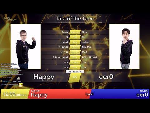 Huya Super League 2 Happy (UD) Vs 120 (UD) с Майкером
