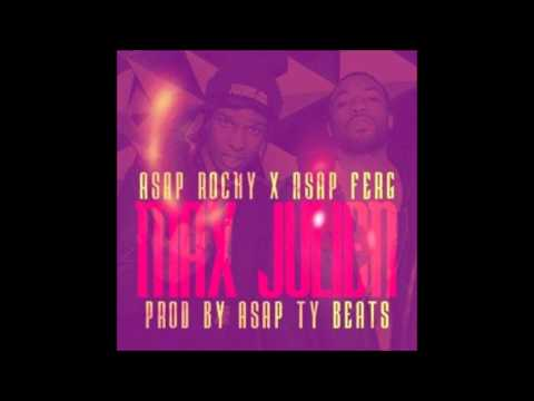 A$ap Rocky - Max Julien Ft. Asap Ferg Chopped & Screwed [PBM]