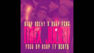 A$ap Rocky - Max Julien Ft. Asap Ferg Chopped & Screwed [PBM]