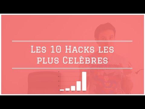 Les 10 Growth Hacks les plus célèbres [11/30]