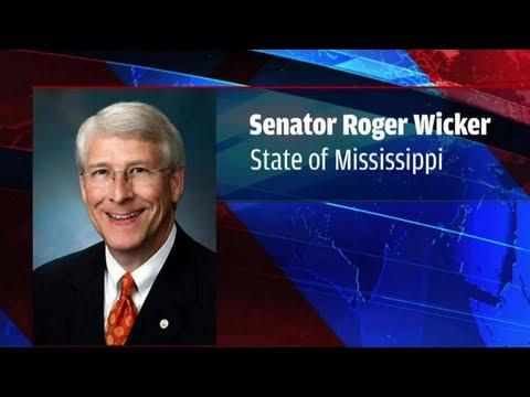 Sen. Roger Wicker On The Media