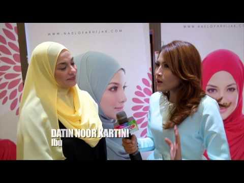 MeleTOP - Majlis Berbuka Puasa Media Naelofar Hijab Ep140 [7.7.2015]