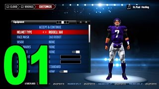 MADDEN GAMEPLAY