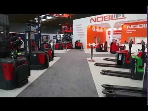 Xe nâng điện Noblelift - Germany tại Việt Nam 0938 067 186